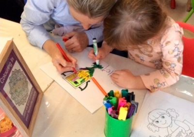 Kids Drawing Session